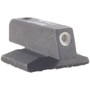 "Semi-Auto Tritium Dovetail Front Sights - Target Ring Tritium Front Sight, Govt. .180"" Height"