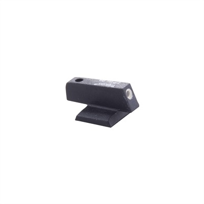 "Semi-Auto Tritium Dovetail Front Sights - Target Ring Tritium Front Sight, Govt. .190"" Height"