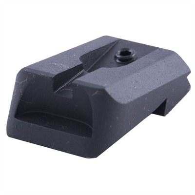 Novak Kimber Classic Carry Rear Night Sight - Black Kimber Sight