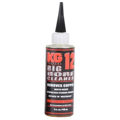 Kg Products 665-000-009 Kg 12 Copper Solvent