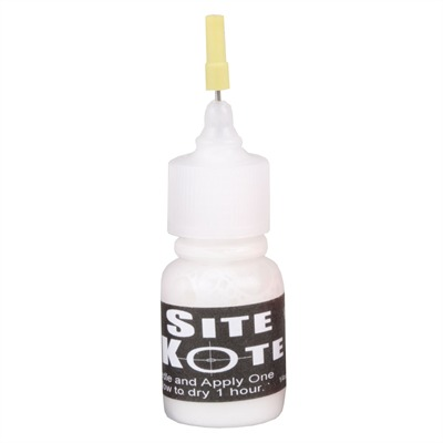 Kg Products Site Kote - White Site Kote