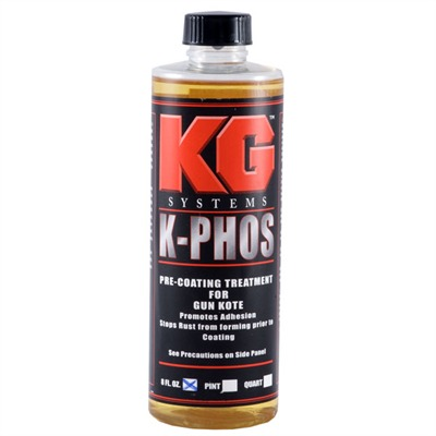 Kg Products K-Phos Pre-Treatment - K-Phos, 8 Oz.