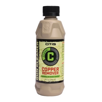Otis Copper Remover - Copper Remover 4oz Bottle