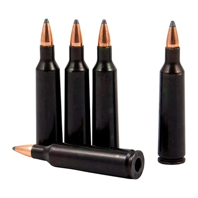 Genco Centerfire Rifle Dummy Rounds - 22-250 Remington Dummies 5/Box