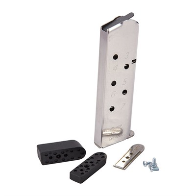 1911 Magazine Components - Kimpro Tac-Mag, 45 Acp, Full Size, Ss, 7-Round