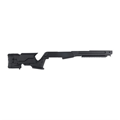Pro Mag Archangel M1a Precision Stock - Springfield M14 Archangel Precision Stock Adj Polymer Blk