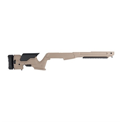 Pro Mag Archangel M1a Precision Stock - Springfield M14 Archangel Precision Stock Adj Polymer Tan