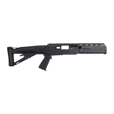 Pro Mag Ruger Mini-14 Archangel Sparta Stock Adjustable - Ruger Mini-14 Archangel Sparta Stock Adj Polymer Blk