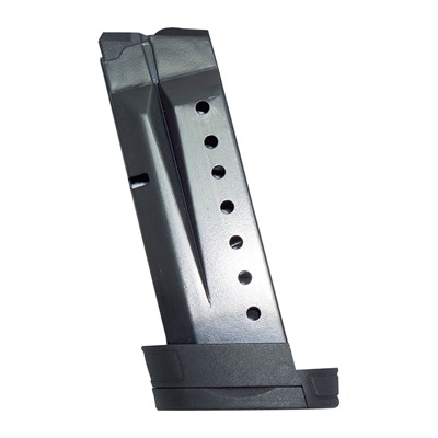 Pro Mag Smith & Wesson Shield Steel Magazines - S&W Shield Magazine 8-Rd Steel Blue 9mm