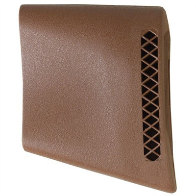Slip-on Recoil Pad 02306 Small Brown Slip-on Pad : Shooting Accessories by Pachmayr for Gun & Rifle