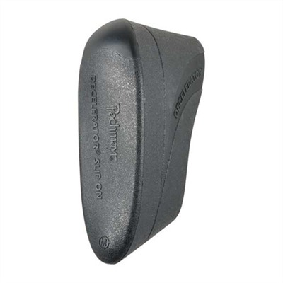 Pachmayr Decelerator Speed-Mount Slip-On Recoil Pad - Small Black Decelerator Speed-Mount Slip-On Pad
