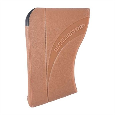 Decelerator® Speed-Mount Slip-On Recoil Pad - Small Brown Decelerator Speed-Mount Slip-On Pad