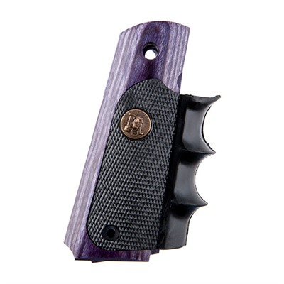 1911 American Legend Grips - 1911 Legend Grips Tropical Purple