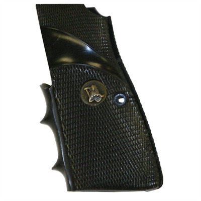 Signature Grips 03952 B-hp / cg Signature Grip W / f Grv. : Handgun Parts by Pachmayr for Gun & Rifle
