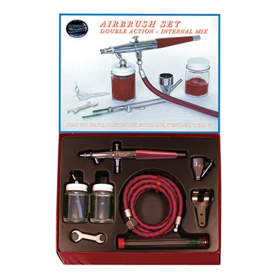 Paasche 697-105-001 Vl-Set Airbrush Kit