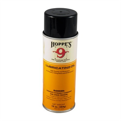 Hoppes 's Oil Lubricating Oil 10 Oz. Aerosol Online Discount