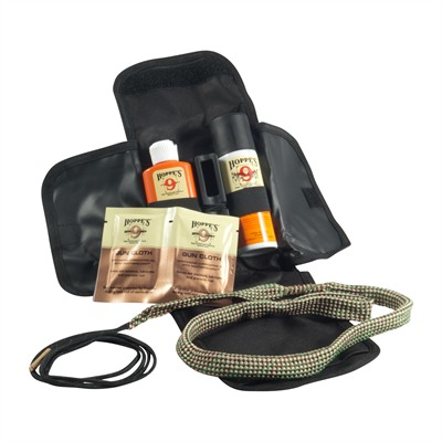 Hoppes Boresnake Cleaning Kit - .30 Cal Boresnake Soft-Sided Cleaning Kit