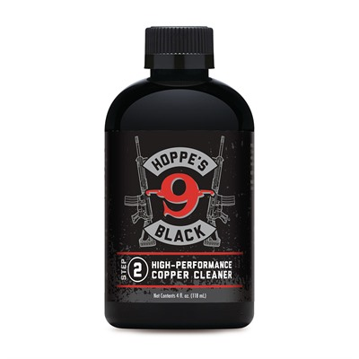 Black Copper Cleaner - Black Copper Cleaner, 4oz