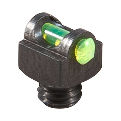 Marble Arms Expert Fiber Optic Shotgun Sight - 3/32 Shank, Green, 6-48 Thread