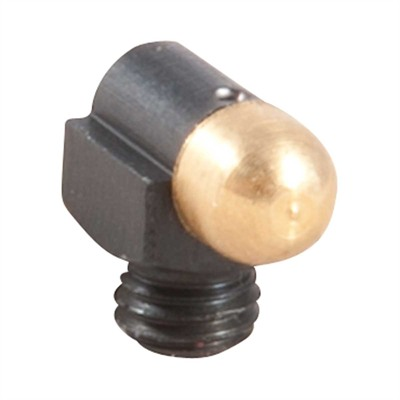 Expert Type Shotgun Sight - 3/32 Shank, 6-48 Thread, Gold