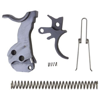 Power Custom Ruger Bisley Trigger Kits - Hammer/Trigger Kit, Blue