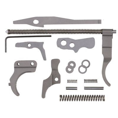 Power Custom Adjustable Titanium Action Kit - 10/22 Gm Adjustable Ti Action Kit