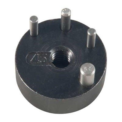 Power Custom Series I Stoning Fixture - 45 Adapter, Fits Colt Govt.