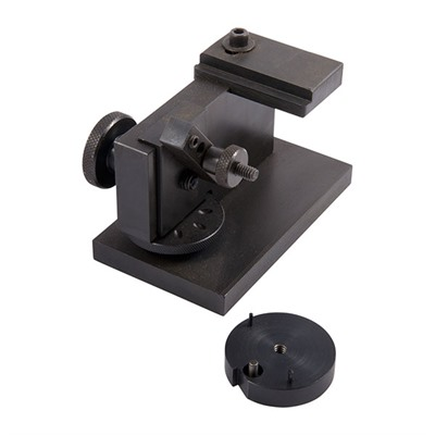 Power Custom Series Ii Stoning Fixture - M16 Fixture W/Adapter, Fits M16/Ar-15 W/.154