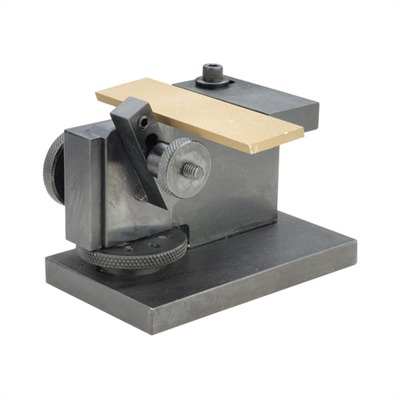 Power Custom Series Ii Stoning Fixture - Universal Fixture W/Adapter, Fits Handguns, 10/22
