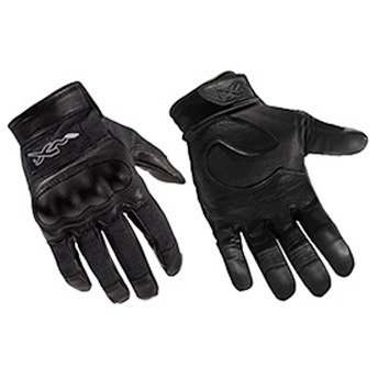 Wiley X Eyewear Cag-1 Combat Assault Gloves - Black Cag-1 Combat Assault Glove, Large