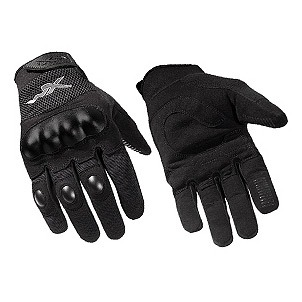 Wiley X Eyewear Durtac Gloves - Black Durtac Glove, Medium