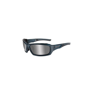 Wiley X Eyewear Echo Silver Shooting Glasses