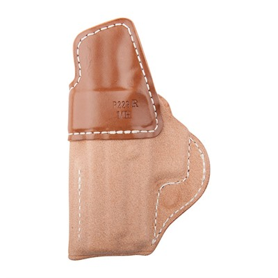 Semi-Auto Summer Special 2 - Sig P229r Tan Leather Rh Iwb Holster, Rail Equipped Pistol