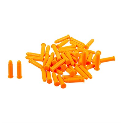 Precision Gun Specialties Saf-T-Trainers Dummy Rounds - 22 Long Rifle Orange Dummy Rounds 50/Pack