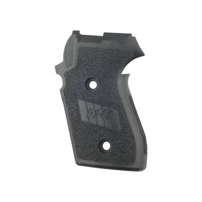 Sig Sauer Grip Plate, Right, New Style, Blue, Two Tone