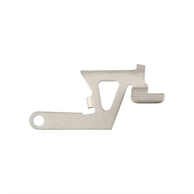 Slide Catch Lever, Nickel, Two Tone