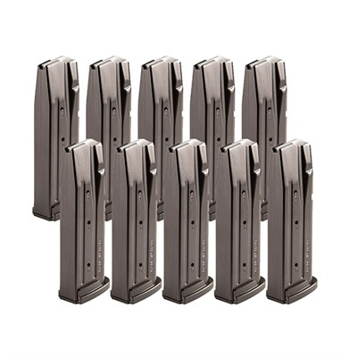 Sig Sauer P320/250 Magazine Packs-9mm - Sig P320 Magazine 10 Pack-9mm Full Size
