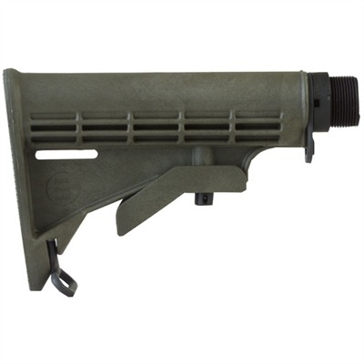 Ar-15 A4 Stock Collapsible Commercial - Ar-15 A4 Stock Collapsible Commercial Green