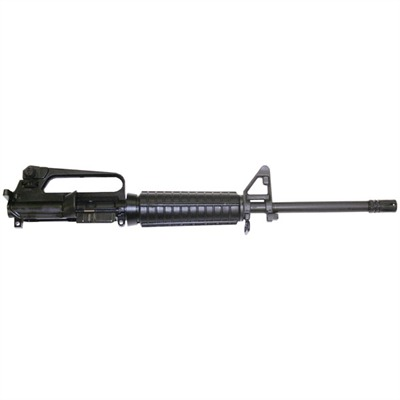 Ar-15 9mm Upper Receiver Assembly - A2 9mm Upper Receiver