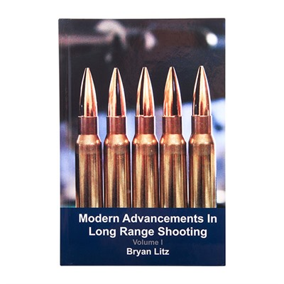 Applied Ballistics Modern Advancements In Long Range Shooting-Volume 1