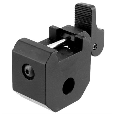 Picatinny Qd Bipod Adapter