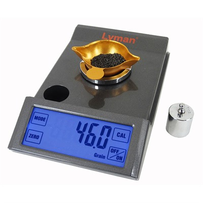 Lyman Pro Touch 1500 - Pro Touch 1500 Powder Scale