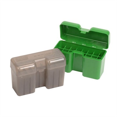 Mtm Rifle Ammo Boxes - Ammo Boxes Rifle Green 7mm Remington - 404 Jeffery 22