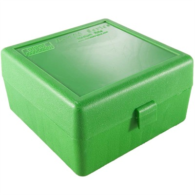 Mtm Rifle Ammo Boxes - Ammo Boxes Rifle Green 22 Benchrest Rem- 338 Federek 100