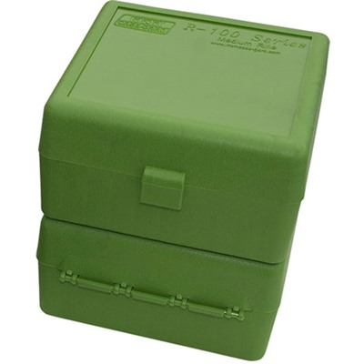 Rifle Ammo Boxes - Ammo Boxes Rifle Green 17 Remington - 6x47 100