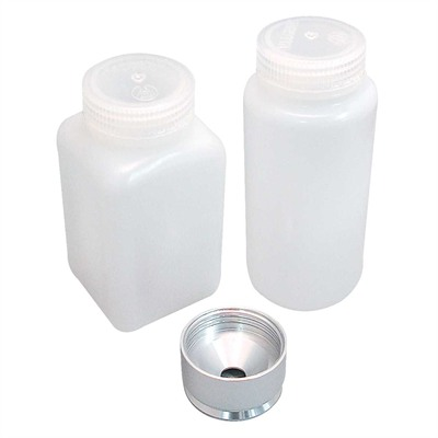 Sinclair Powder Bottles And Adapters