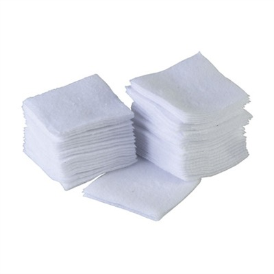 Cleaning Patches (3/4 In Square) - 500 Ct