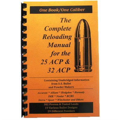 Loadbook Reloading Manual