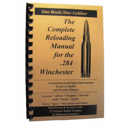 Loadbooks Usa Loadbook-284 Winchester