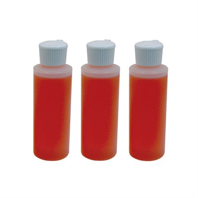 Sinclair International Solvent Bottles - 3 Pack Solvent Bottles 4 Oz Barrier Type